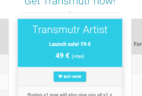 transmutr_launch_sale